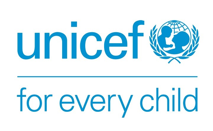 Logo unicef for every child v